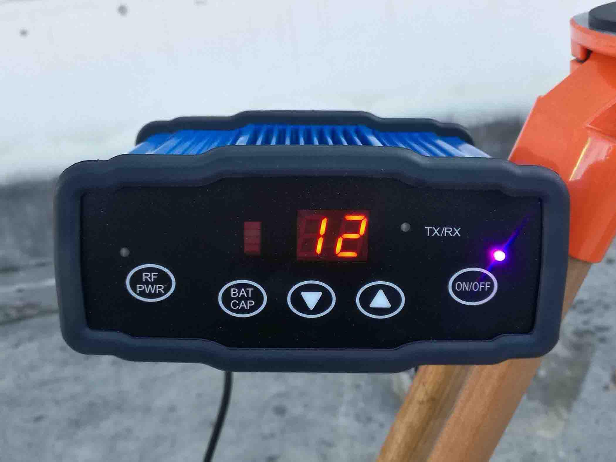 【图文解说】中海达RTK基站使用外挂电台如何设置固定解?